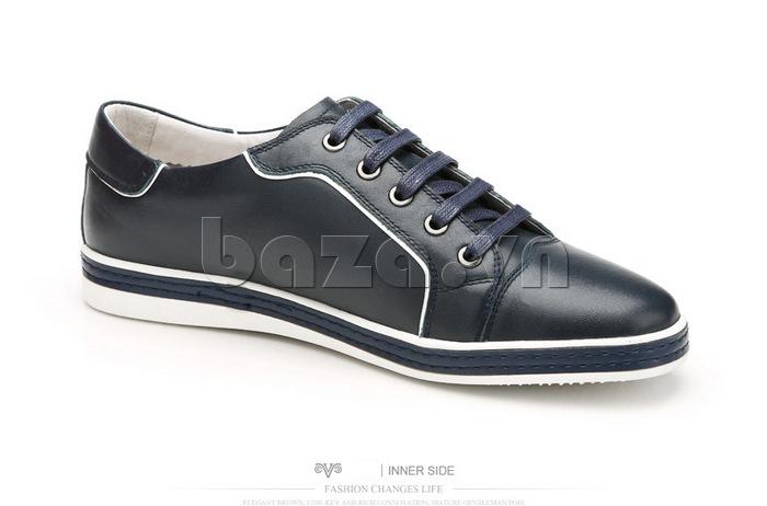 Giày nam Olunpo CZK1501 đế cao su
