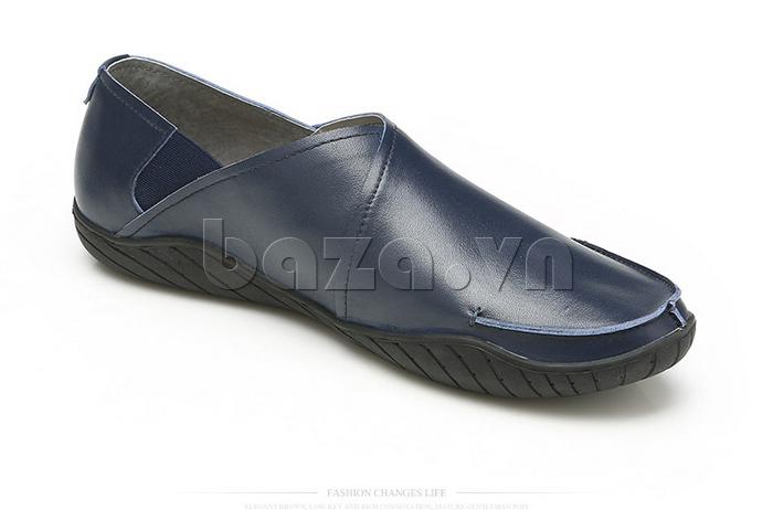 Giày nam Olunpo CYNS1501 màu xanh