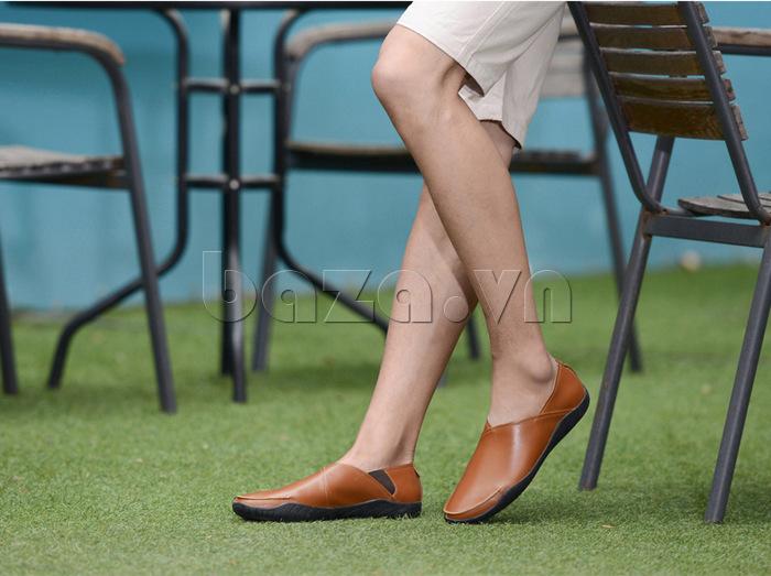 Giày nam Olunpo CYNS1501 phong cách