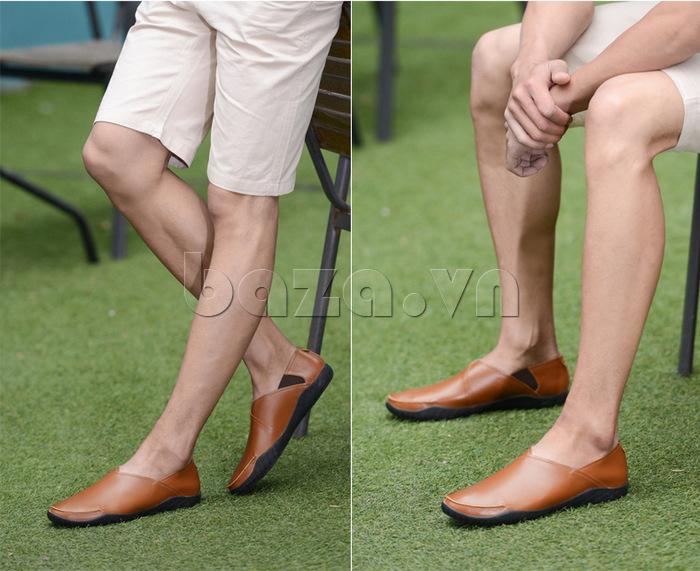 Giày nam Olunpo CYNS1501 thoáng khí