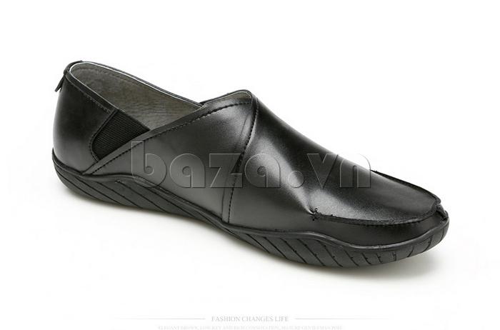 Giày nam Olunpo CYNS1501 màu đen