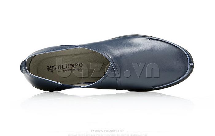 Giày nam Olunpo CYNS1501 dáng lười ấn tượng