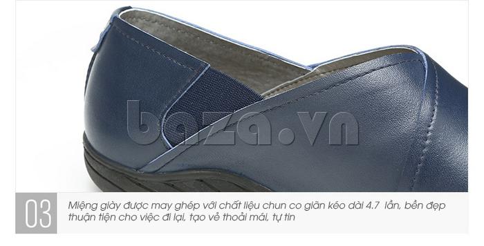 Giày nam Olunpo CYNS1501 co giãn