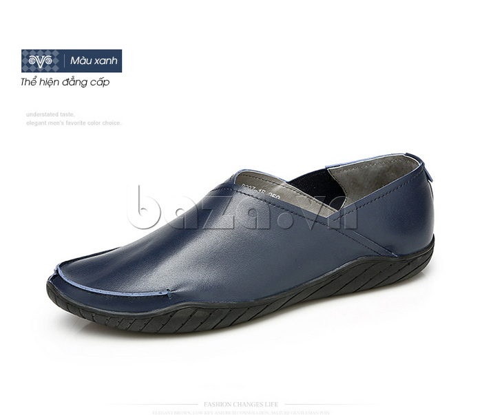 Giày nam Olunpo CYNS1501 xanh