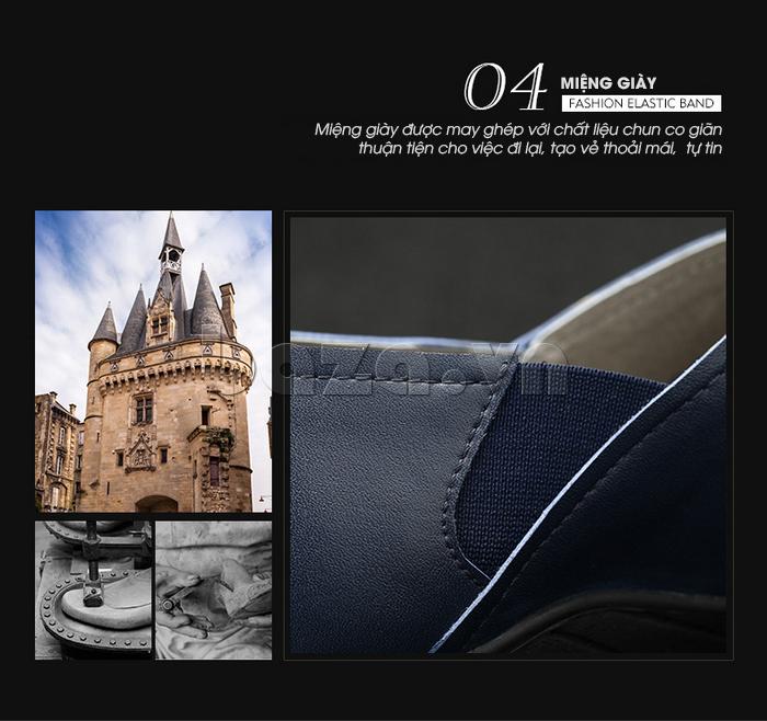 Giày nam Olunpo CYNS1501 ấn tượng