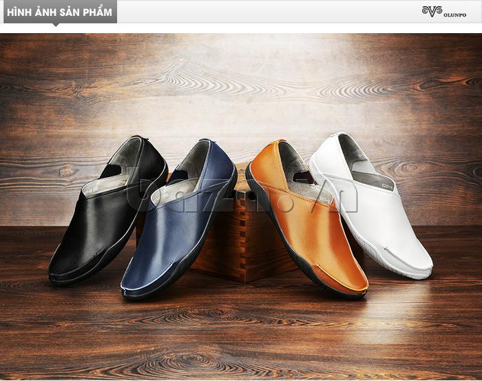 Giày nam Olunpo CYNS1501 chất lượng cao