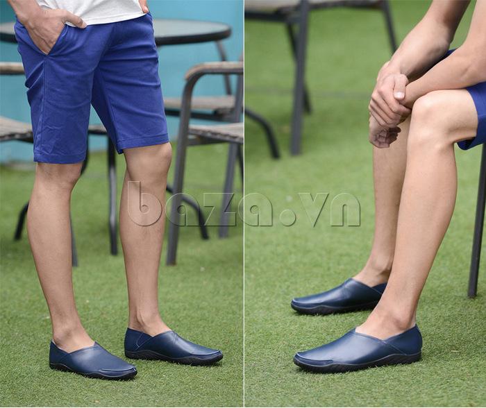 Giày nam Olunpo CYNS1501 tinh tế