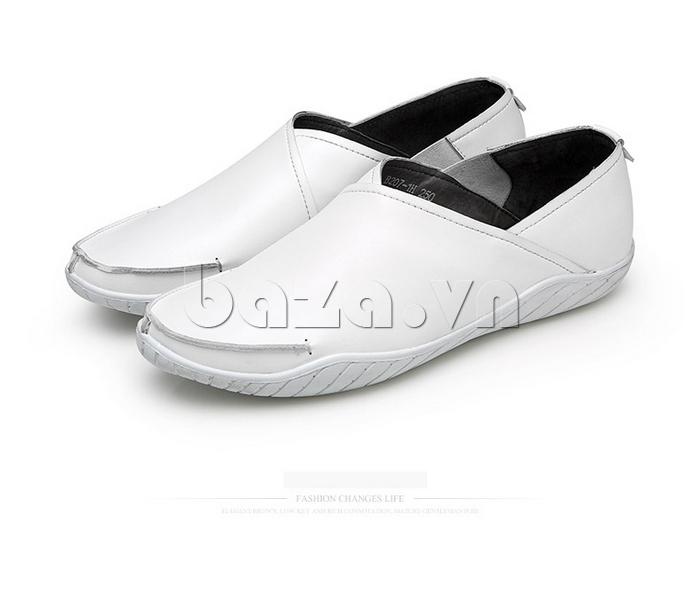 Giày nam Olunpo CYNS1501 xanh chất lượng