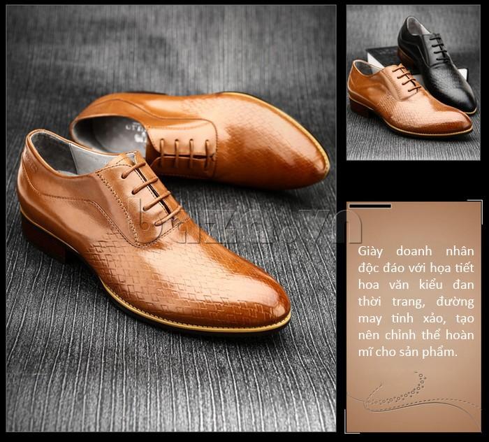 Giày da nam cho doanh nhân