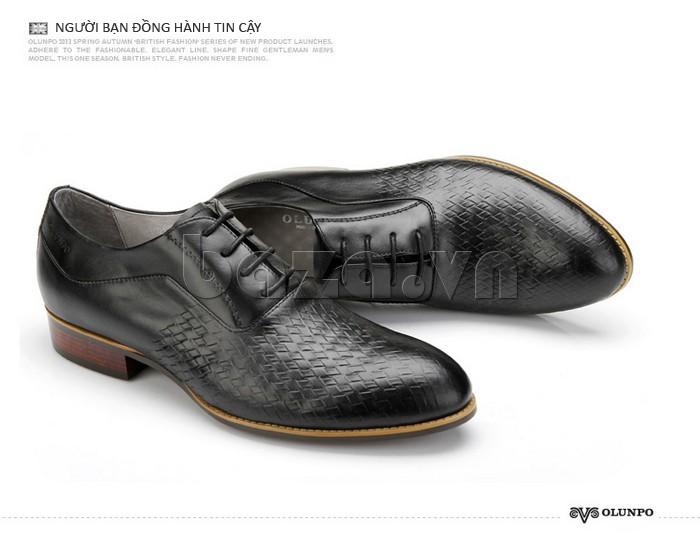 Giày nam Olunpo - Người bạn đồng hành tin cậy