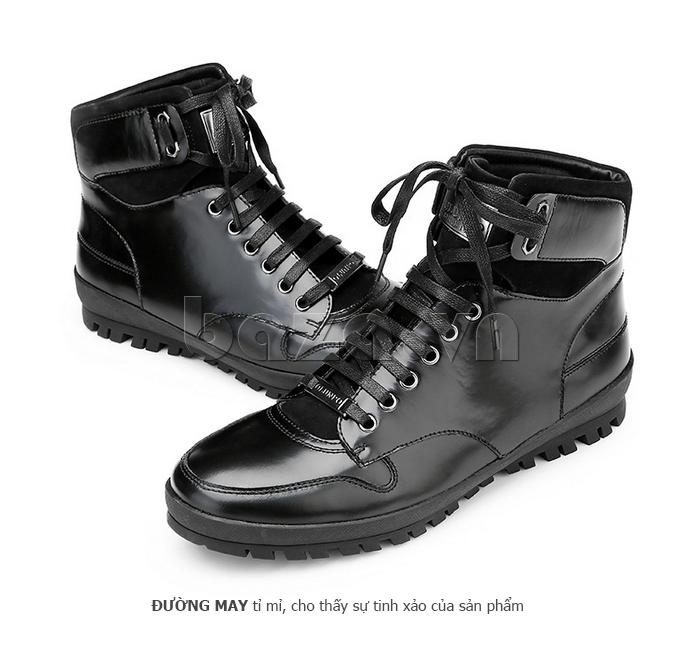 Giày da nam Olunpo DHT1443 hiện đại