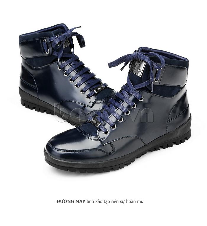 Giày da nam Olunpo DHT1443 chất lượng cao