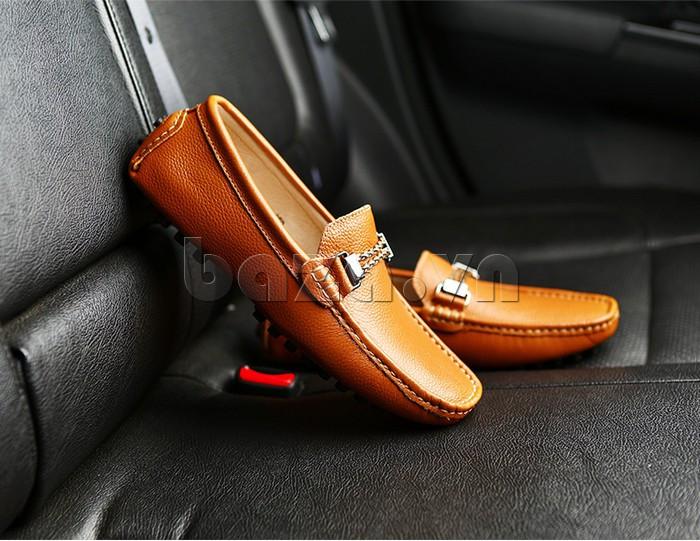 Giày lười nam thời trang Olunpo CZYA1501 phong cách