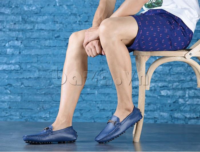 Giày lười nam thời trang Olunpo CZYA1501 phong cách trẻ trung