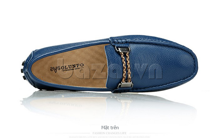 Giày lười nam thời trang Olunpo CZYA1501 tiện dụng