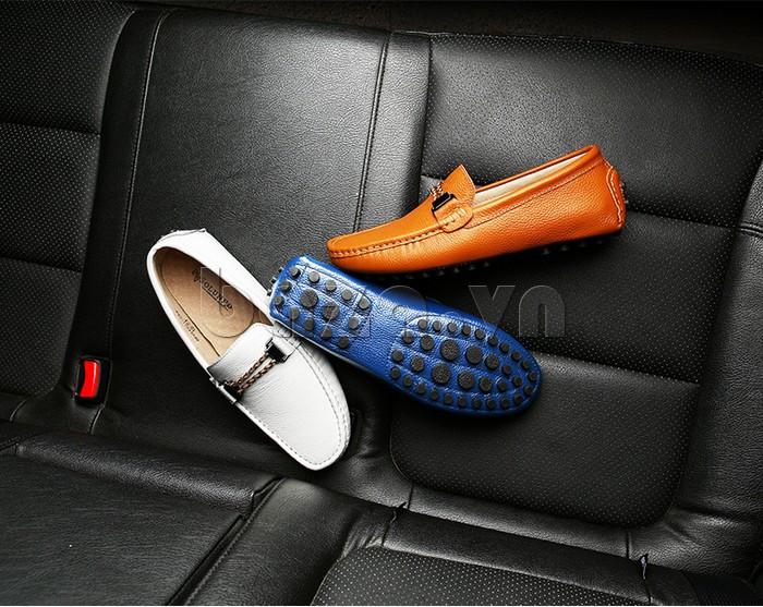 Giày lười nam thời trang Olunpo CZYA1501 cá tính và cuốn hút