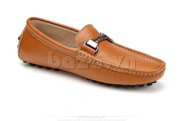 Giày lười nam thời trang Olunpo CZYA1501 sành điệu