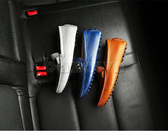 Giày lười nam thời trang Olunpo CZYA1501 kiểu dáng sang trọng