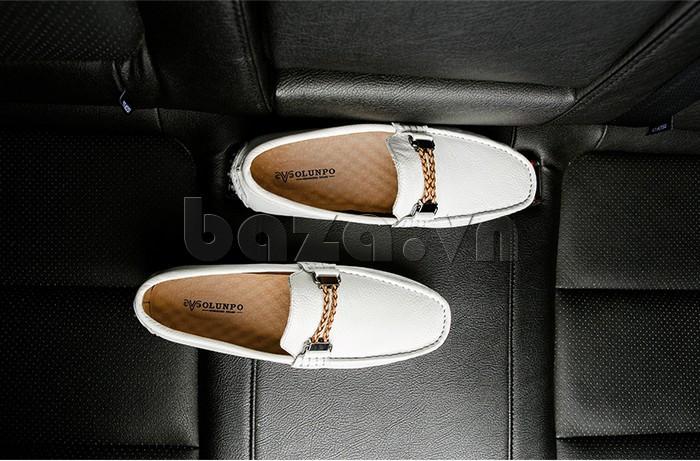 Giày lười nam thời trang Olunpo CZYA1501 cuốn hút