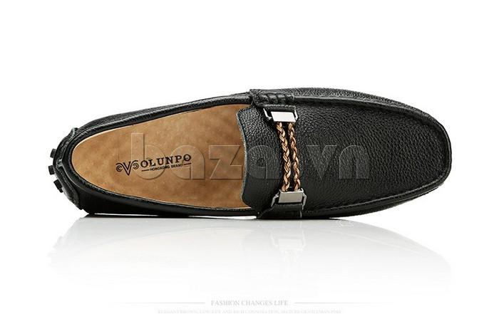 Giày lười nam thời trang Olunpo CZYA1501 nổi bật