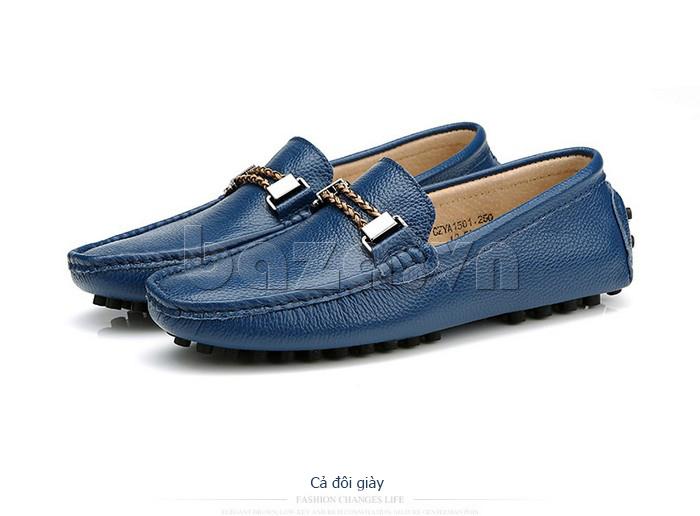 Giày lười nam thời trang Olunpo CZYA1501 sang trọng