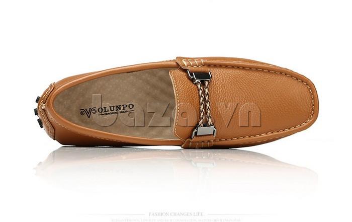Giày lười nam thời trang Olunpo CZYA1501 chất lượng
