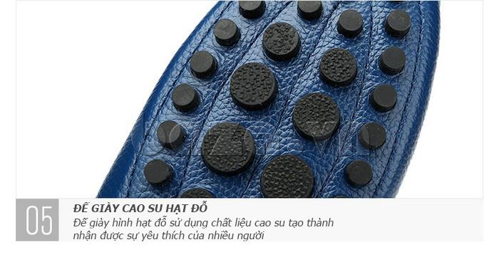 Giày lười nam thời trang Olunpo CZYA1501 - đế hạt đậu thời trang