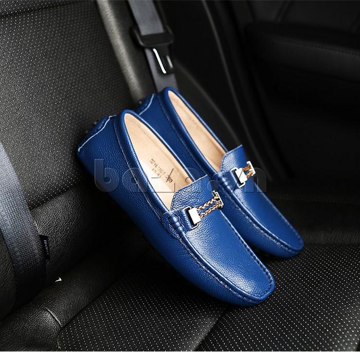 Giày lười nam thời trang Olunpo CZYA1501 phong cách hiện đại