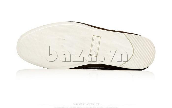 Giày da nam đục lỗ thời trang Olunpo XBS1501 tinh tế