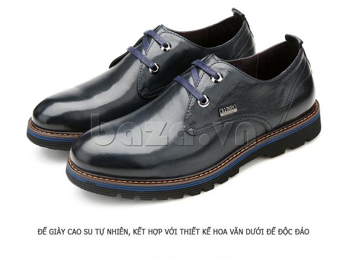 Giày da nam Olunpo QJY1405 sang trọng và năng động