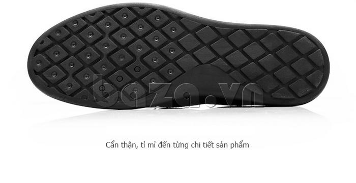 Giày da nam Olunpo QJY1404  hoàn mỹ đến từng chi tiết