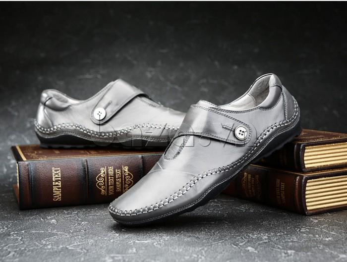 Giầy da nam Olunpo - Giày thời trang cho phái mạnh
