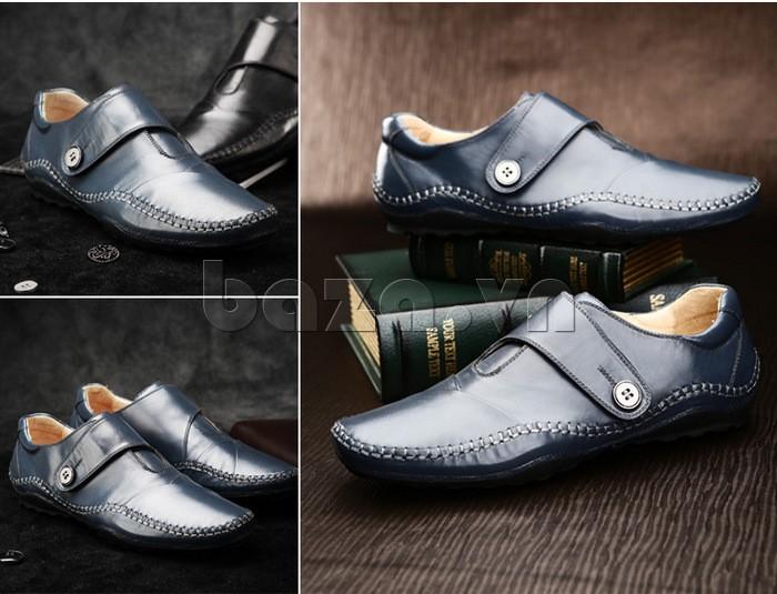 Giầy da nam Olunpo - Mẫu giày mới nhất