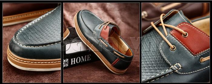 giày OlunpoCXYF1301 làm từ da bò cao cấp