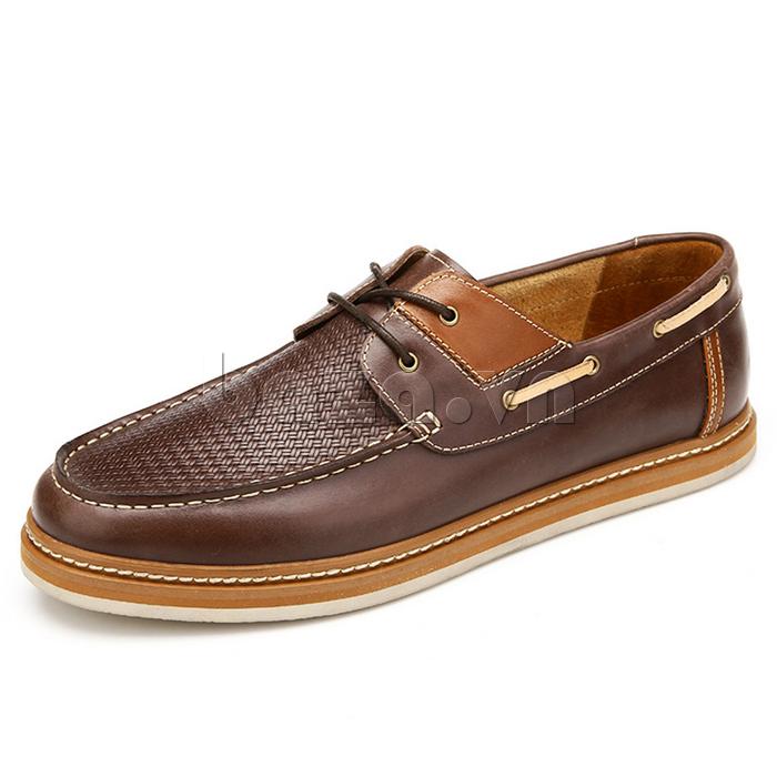 giày OlunpoCXYF1301 là món quà tuyệt vời nhất dành cho những chàng trai công sở