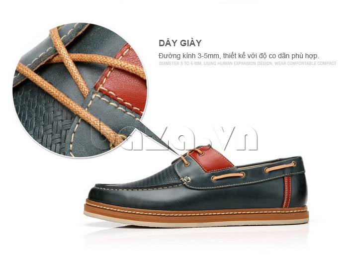 dây giày OlunpoCXYF1301 có độ co dãn phù hợp