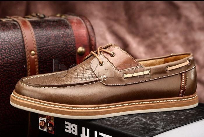 vẻ đẹp của giày OlunpoCXYF1301 là sự kết hợp hài hòa giữa cổ điển và hiện đại