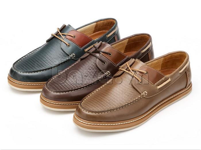 giày OlunpoCXYF1301 có ba màu sắc để các bạn lựa chọn theo sở thích hoặc tính cách