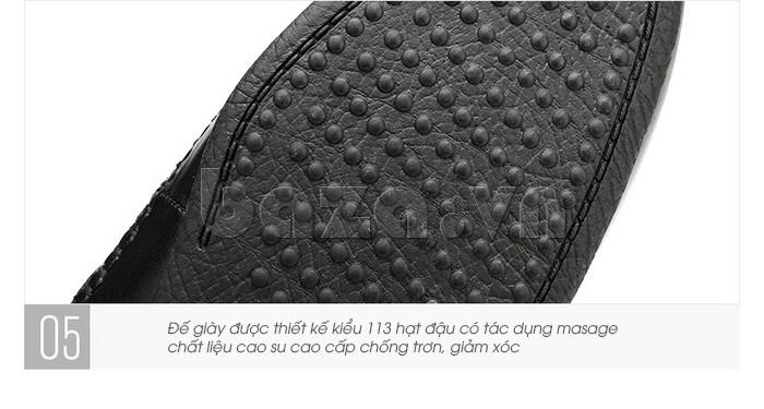 Giày nam Olunpo XCY1503 thiết kế hiện đại