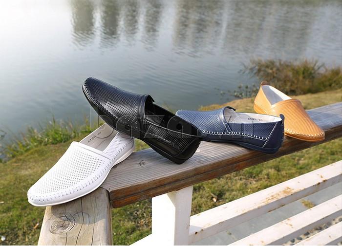 Giày nam Olunpo XCY1503 nổi bật