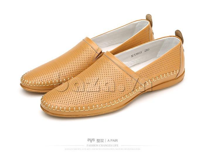 Giày nam Olunpo XCY1503 đơn giản