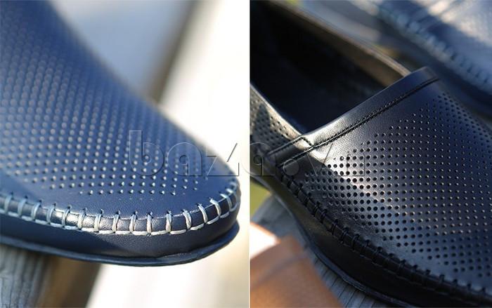 Giày nam Olunpo XCY1503 tinh xảo
