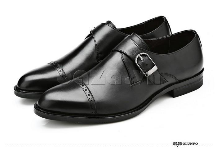 giày nam Olunpo QLXS1305 là giày công sở tuyệt vời