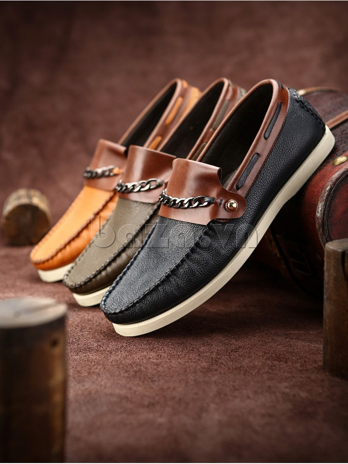 giày nam Olunpo CLXS1221 thời trang cuốn hút