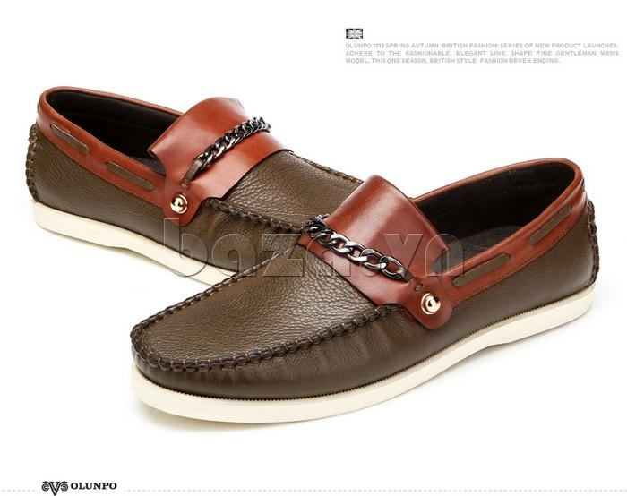giày nam Olunpo CLXS1221 sang trọng với nhiều phong cách