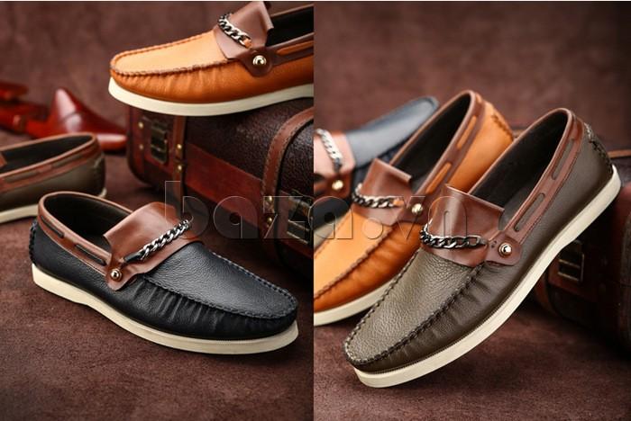 giày nam Olunpo CLXS1221 khẳng định đẳng cấp cho nam giới
