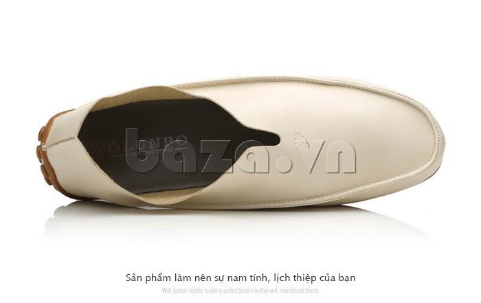 Sản phẩm giày da làm nên sự nam tính, lịch thiệp của bạn