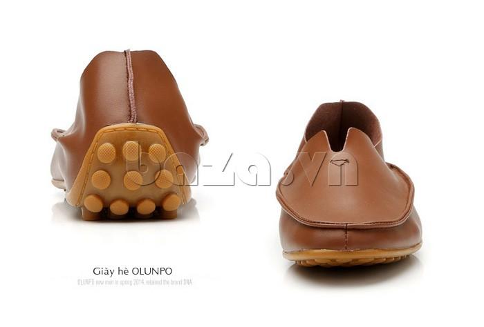 Mẫu giày hè thời trang của Olunpo