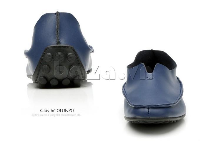 Mẫu giày da cho mùa hè từ Olunpo