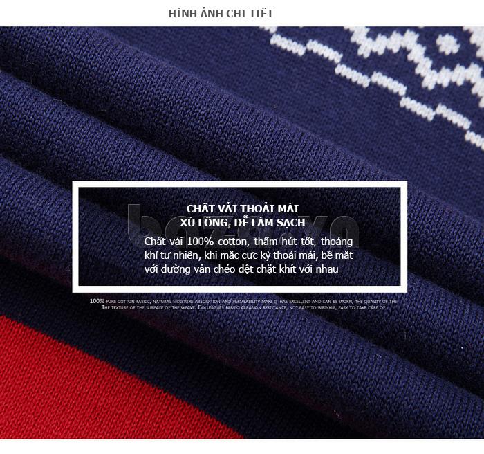 Áo len nam chất cao cấp GF GF1202